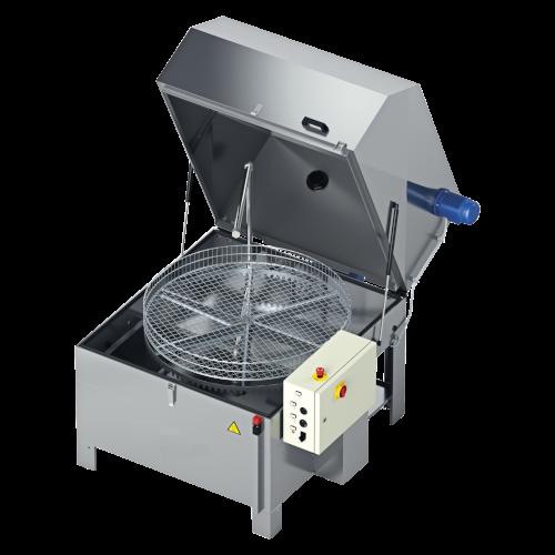 Laveur automatique de pièces mécaniques
