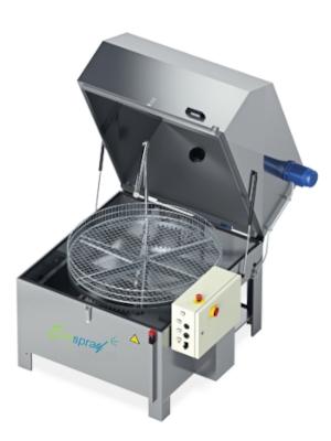 Laveur automatique par aspersion