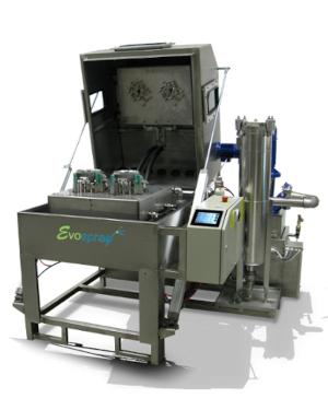 Machine de lavage calibré